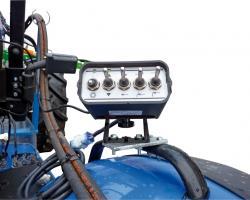 Kontrolle Elektro-hydraulische